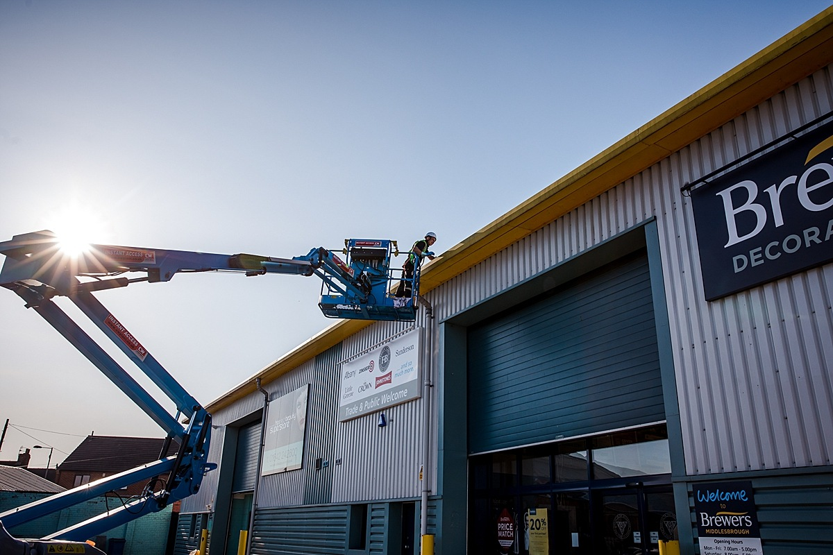North East Commercial Photography